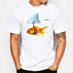 Pollogie™ Funny Goldfish T-shirt