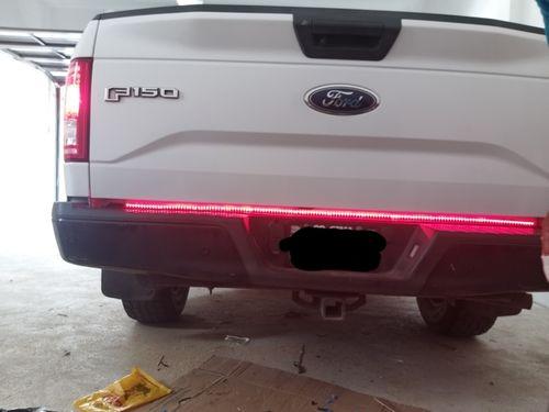 Triple LED Tailgate Light - uniqhunt photo review