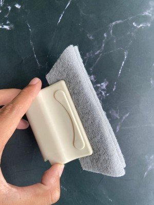 Magic window cleaning brush- ✨✨Quickly clean all corners and gaps✨✨ - callien photo review
