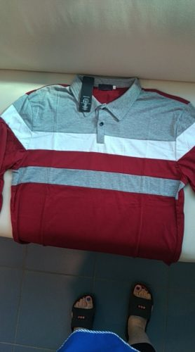 2020 NEW Men's Formal Polo Shirt photo review