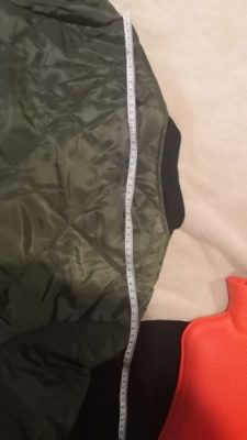 Men's Rhombus Winter Casual Jacket photo review