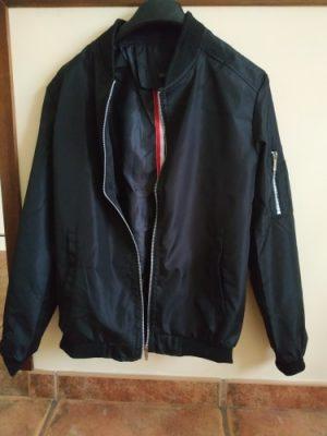 Casual Coats Bomber Jacket photo review