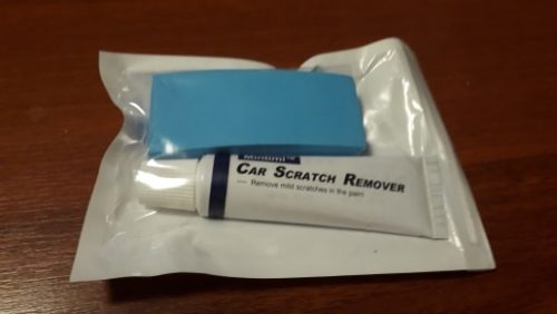 Professional Car Scratch Repair Agent (Buy 1 Get Grinding Sponge) photo review