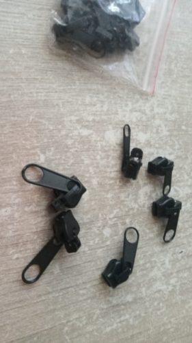 Fix Zip Puller 6 pieces - iriscabin photo review