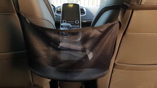 Car Net Pocket Handbag Holder - ykcengine photo review