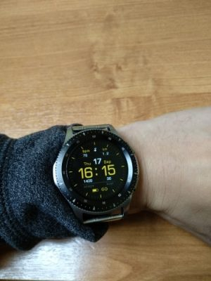 Waterproof Men's Bluetooth Sport Smartwatch For Apple & Android Phone photo review
