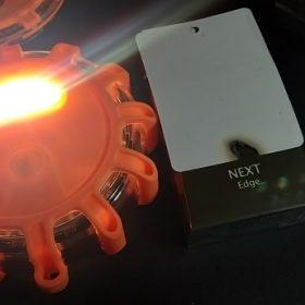 LED Road Flares Flashing Warning Light - manstops photo review