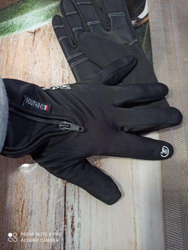 Unisex Waterproof Winter Gloves - heyparita photo review