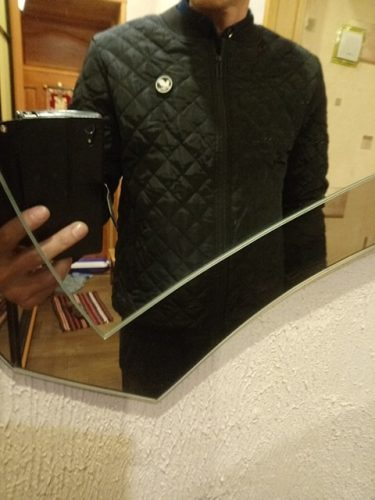 Cullen Bomber Jacket photo review
