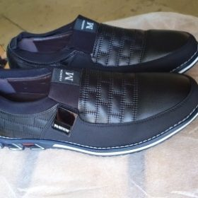 2020 Men's Fashion Autumn Genuine Leather Slip on Shoes photo review