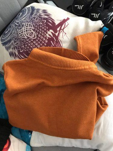 Winter Warm Turtleneck Sweater photo review