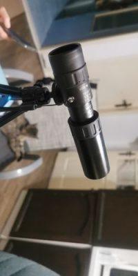 4K 10-300X40mm Super Telephoto Zoom Monocular Telescope - colorsta photo review