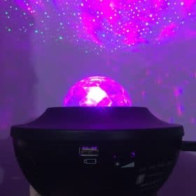 Galaxy360PRO Projector photo review