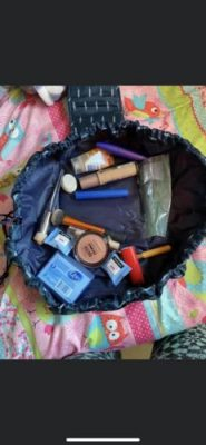 ScrunchSac - Magic Cosmetics Pouch photo review