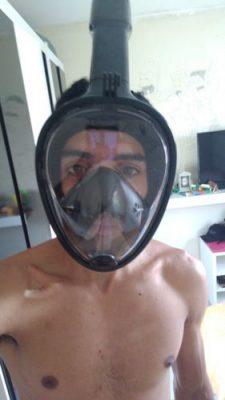 Sea Snorkel photo review